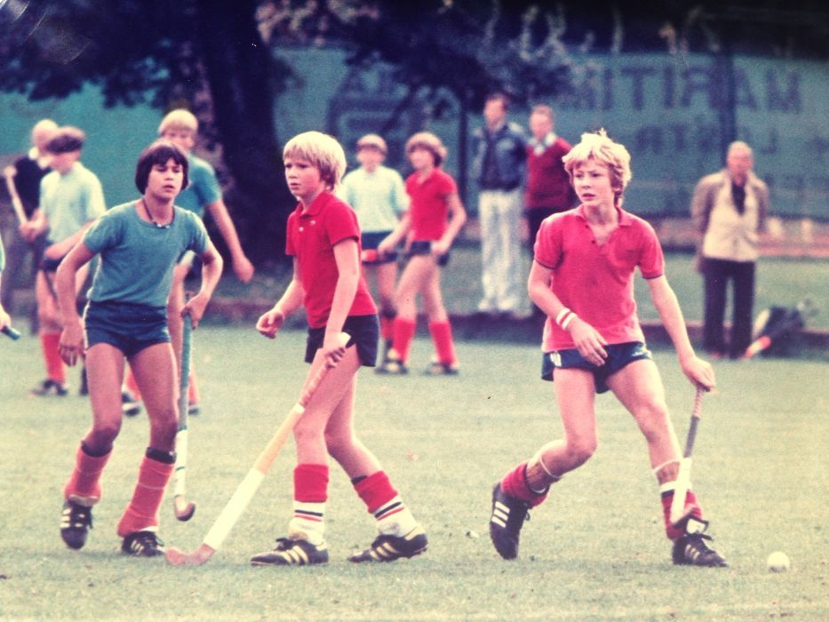 Safo 1982, links Nick von Lieven, rechts Chris Faust