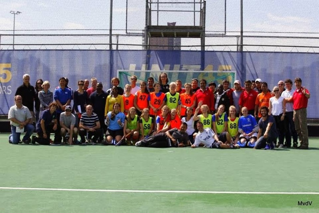 FIH Course 2014 in Haag